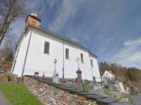 St.Wencelslas Church in Paseky, photo: Google Maps
