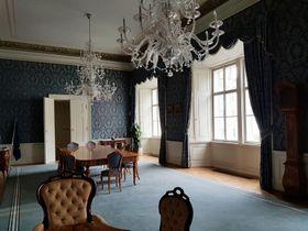 Blue Room, photo: Ondřej Tomšů