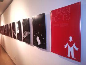 Права человека в картинках, фото: Маркета Кахликова