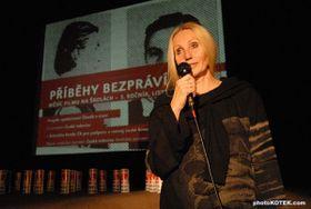 Olga Sommerová, foto: Lubomír Kotek (www.jedensvet.cz)