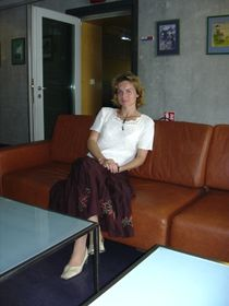 Blanka Mouralová (Foto: Archiv ČRo 7)