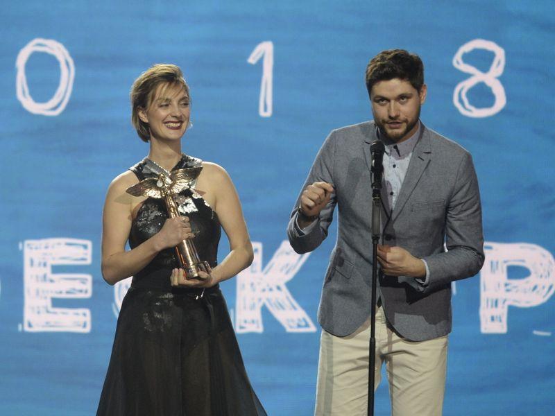 Barbora Poláková und Jakub Machala (Foto: ČTK / Kateřina Šulová)