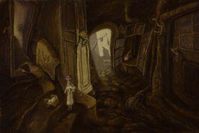 'Golem', foto: archivo de Jiří Barta