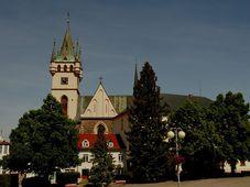 Humpolec, photo : František Tichý