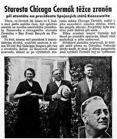Статья о ранении Чермака в чехословацких СМИ, Фото: ЧТ
