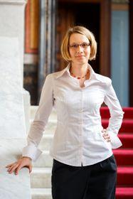 Klára Kalíšková, photo: archive of CERGE-EI