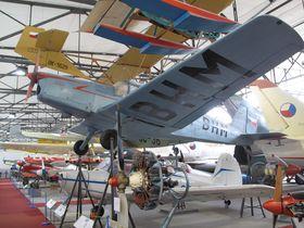 Musée de l'aviation de Kbely, photo: Dezidor, CC BY 3.0