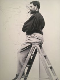Alfons Mucha, photo de l'exposition: Kateřina Srbková