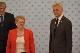 Pro cenu si přijeli izástupci Sokola zPaříže, foto: Ondřej Tomšů