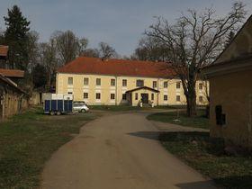 Резиденция рода Брандысов в селении Ржитка, фото: Sovicka169, Wikimedia Commons, CC BY-SA 4.0