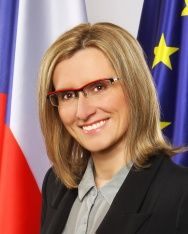 Karla Šlechtová, photo: Web official of Czech Government