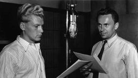 Мирослав Зикмунд и Иржи Ганзелка, Фото: Архив Чешского радио