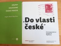 'L'histoire de la poésie tchèque contemporaine', 'Vers la patrie tchèque'