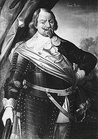 шведский фельдмаршал Иоанн (Юхан) Густафссон Банер, фото: Public Domain