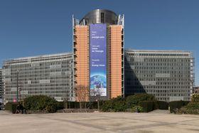 Berlaymont-Gebäude (Foto: Andersen Pecorone, Flickr, CC BY 2.0)