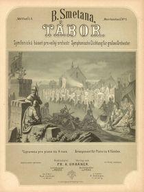 Le poème symphonique Tábor, du cycle Ma patrie de Bedřich Smetana, photo: Musée national - Musée de Bedřich Smetana