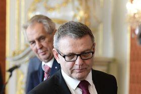 Lubomír Zaorálek, photo: ČTK/Roman Vondrouš