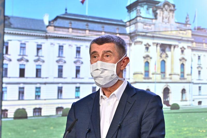Andrej Babiš, foto: arcivo de la Oficina del Gobierno Checo