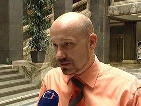 Petr Štáhlavský, photo: ČT24