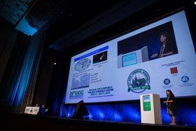 La 26e assemblée générale de l'Union Géodésique et Géophysique Internationale (IUGG) à Prague, photo: IUGG 2015