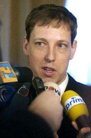 Stanislav Gross, photo: CTK