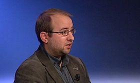 Michal Václavík, photo: ČT24