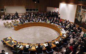 El Consejo de Seguridad de la ONU, foto: ČTK