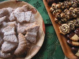 Vánoční cukroví, foto: Štěpánka Budková