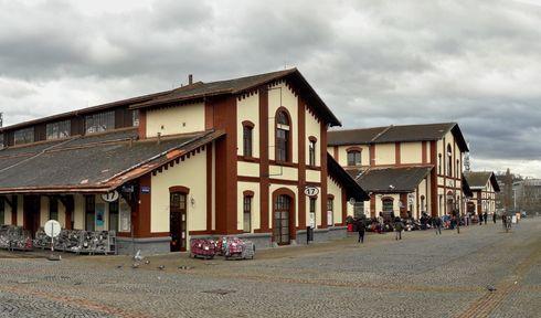 Le marché de Holešovice, photo: VitVit, CC BY-SA 4.0