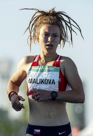 Barbora Malíková, foto: ČTK/AP/Thomas Lovelock