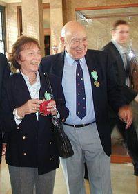 Marta Maron y Hugo Maron