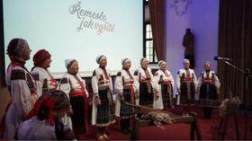 Audiovisuelles Projekt des Comenius-Museums in Uherský Brod zeigt Stickerei-Arbeiten (Foto: Archiv des Comenius-Museums in Uherský Brod)