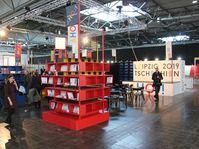 Leipziger Buchmesse (Foto: ČTK / DPA / Jan Woitas)