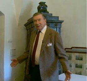 Zdeněk Sternberg, photo: ČT24