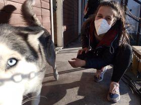 Michaela Márová, photo: L'ONG Naděje