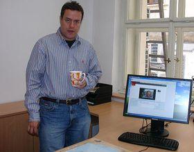 Мартин Шмок (Фото: Архив центра Malach)