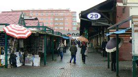 Pražské tržiště in Holešovice, photo: Petr Janda / CC BY-SA 4.0