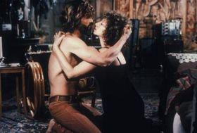 Kris Kristofferson y Barbara Streisand en 'Ha Nacido una Estrella'