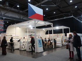 Tschechischer Stand (Foto: Markéta Kachlíková)