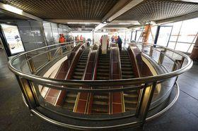 Národní třída metro station, photo: CTK