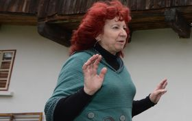Госпожа Виднерова, Фото: Эва Туречкова, Чешское радио - Радио Прага