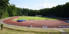 Le stade de Houštka à Stará Boleslav, photo: Site officiel de la ville de Brandýs nad Labem - Stará Boleslav