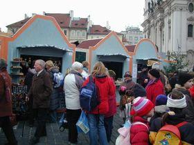 На Староместской площади (Фото: Ленка Жижкова)