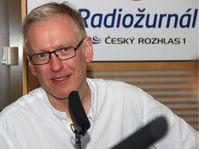Mariusz Szczygieł, photo: Šárka Ševčíková, ČRo