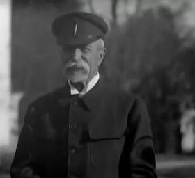 Tomáš Garrigue Masaryk in November 1929, photo: YouTube