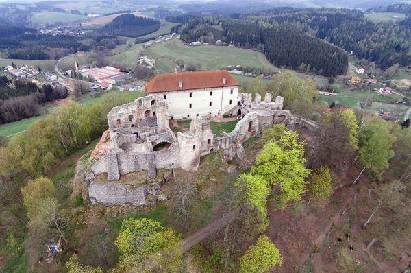 Крепость Пецка, фото: Blasbulk, CC BY-SA 4.0