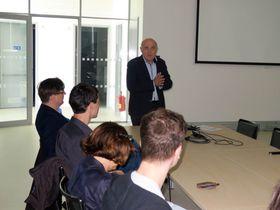 Владимир Маржик, Фото: официальный сайт Чешского технического университета