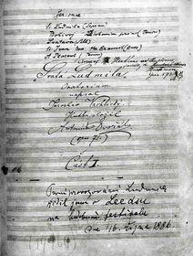L'oratorio Sainte Ludmila d'Antonín Dvořák
