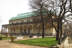 Letohrádek Královny Anny, photo: Kristýna Maková