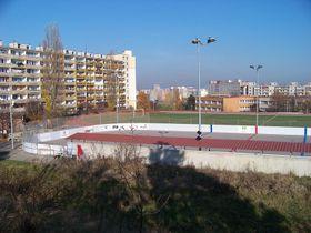 Spielfeld - hřiště (Foto: ŠJů, Wikimedia CC BY-SA 3.0)
